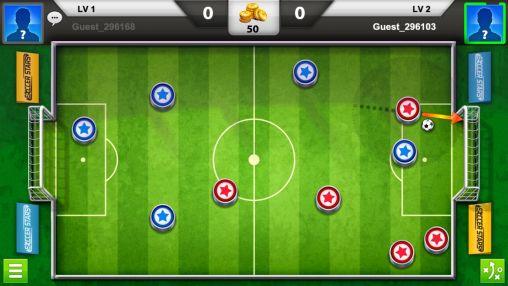 Soccer stars Screenshot