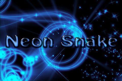 logo Neon Snake