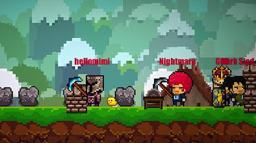 Actionspiele Pixel survival game 2 für das Smartphone