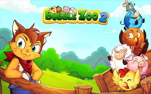 Bubble zoo rescue 2 Screenshot
