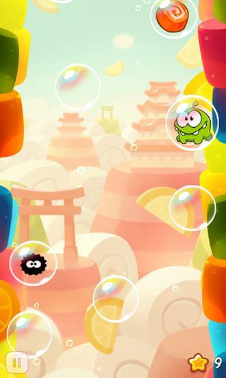 Om Nom: Bubbles para Android