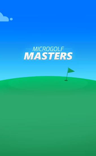 Microgolf masters скриншот 1
