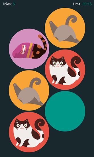 Memory game: Memory cat pour Android