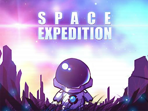 Space expedition Screenshot