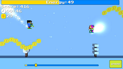 Screamy ski для Android