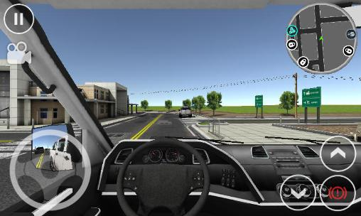 Drive simulator 2016 for Android