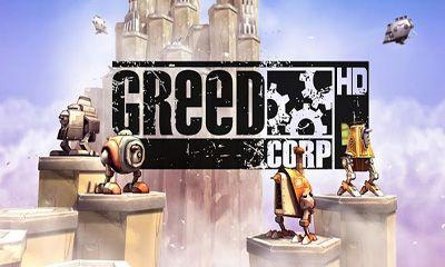 Greed Corp HD captura de pantalla 1