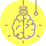 Big brain: Functional brain training icon