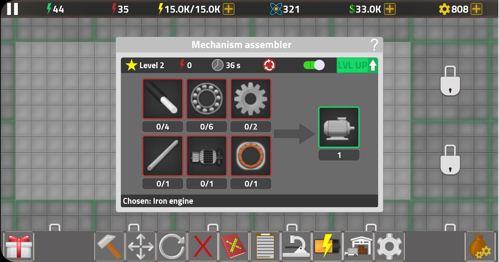 Factory Simulator for Android