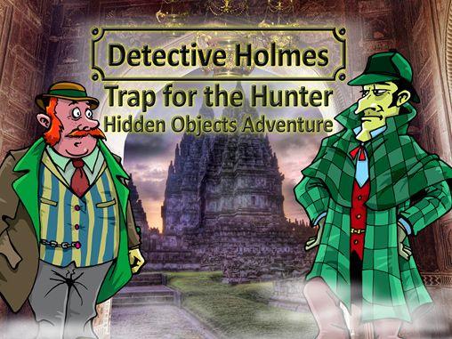 logo Detetive Holmes: Armadilha para o caçador - aventura de objetos escondidos