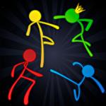 Stick man game icono