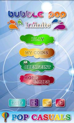 Bubble Pop Infinite screenshot 1