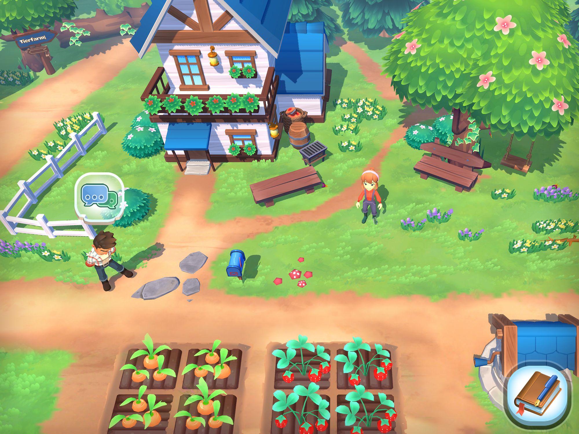 Android用 Big Farm: Story