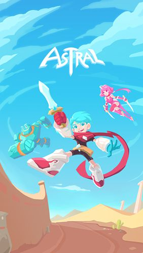 logo Astral: Origin
