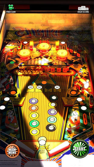 Zaccaria pinball для Android