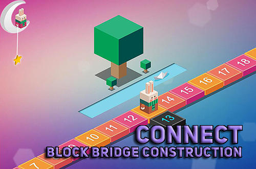 Connect: Block bridge construction Screenshot