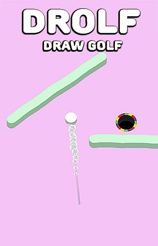 Drolf: Draw golf Screenshot