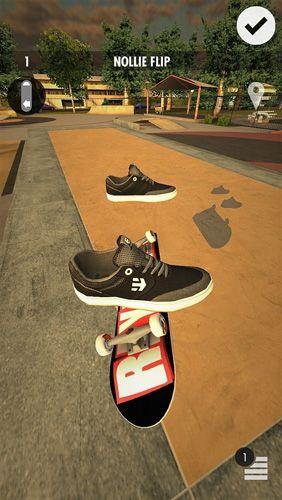 Скейтбордист для пристроїв iOS