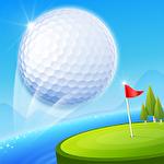 Pop shot! Golf Symbol