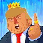 Trump on top Symbol