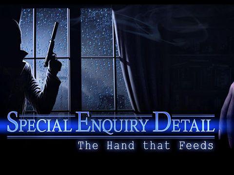 logo Special Enquiry Detail: Die Hand die füttert