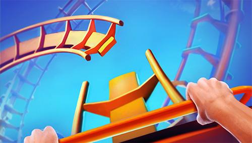 Craft and ride: Roller coaster builder für Android