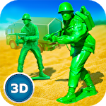 Army men toy war shooter іконка