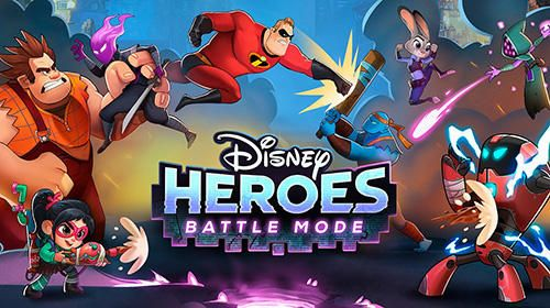 Screenshot Disney Helden: Kampfmodus auf dem iPhone