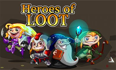 Heroes of loot Screenshot