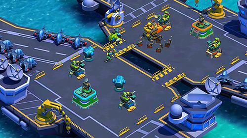 Onlinespiele Blitz brigade: Rival tactics für das Smartphone