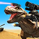 Dinosaur battle survival Symbol