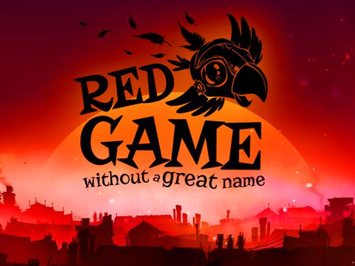 Screenshot Red game without a great name on iPhone