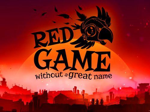 logo Rotes Spiel Ohne Tollen Namen