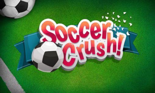 Soccer crush Screenshot