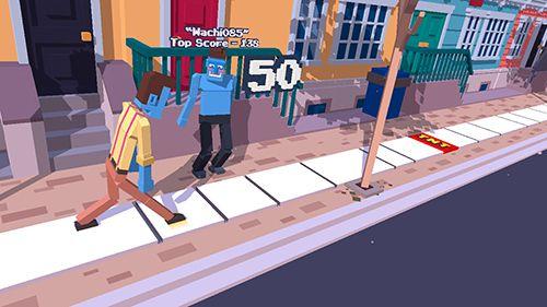 Jogos de arcade: faça o download de Calças andando para o seu telefone