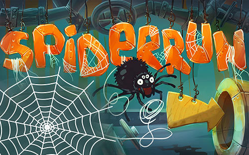 Spider run Screenshot