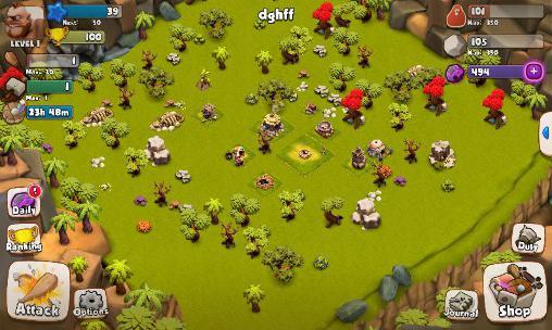 Age of cavemen скриншот 2