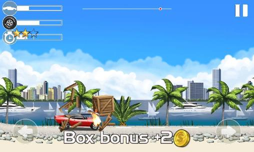 Stunt car challenge 2 screenshots