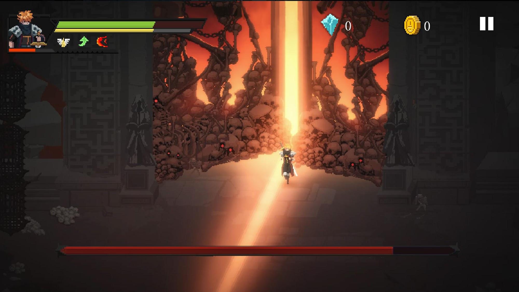 Dark Raider captura de tela 1