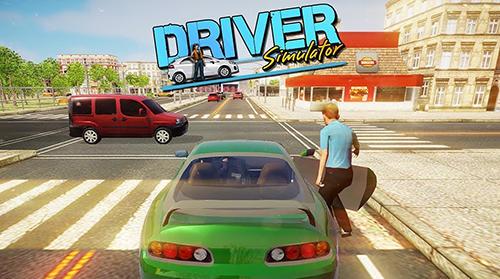 Driver simulator скриншот 1