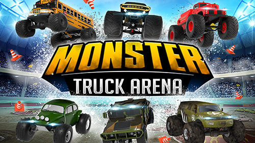 Monster truck arena driver capturas de pantalla