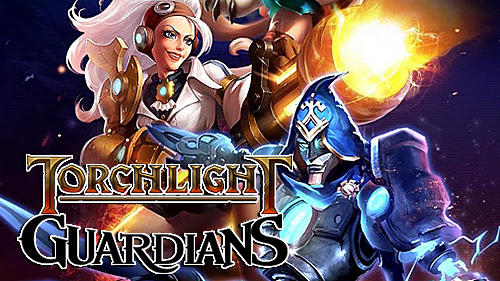 Guardians: A torchlight game capture d'écran