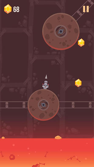 Drill up für Android