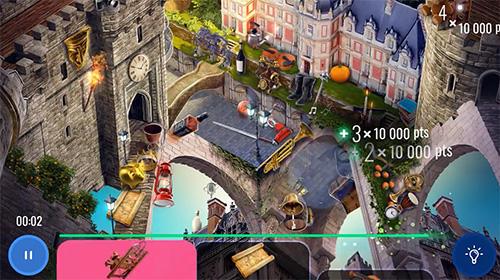 Optical Illusions: Hidden objects game auf Deutsch
