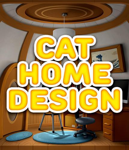 Cat home design: Decorate cute magic kitty mansion Screenshot