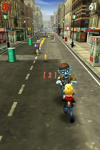 Captura de pantalla ¡Zombis después de mí! en iPhone