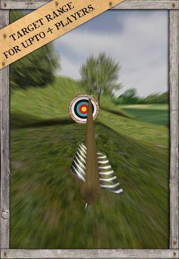 Bogenschütze für iPhone