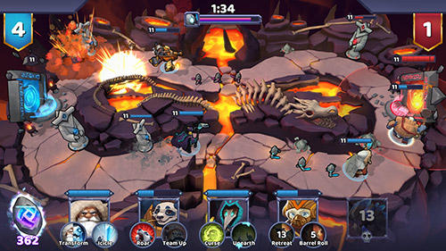 Runegate heroes für Android