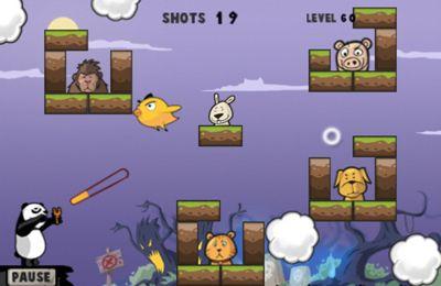 Arcade-Spiele: Lade Panda´s Rache auf dein Handy herunter