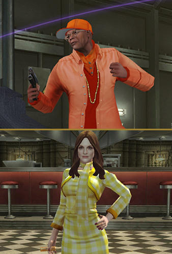 Kingsman: The golden circle game screenshot 1
